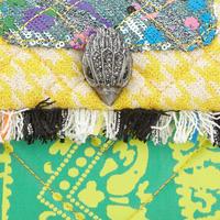 Kensington Tweed Mini Crossbody Bag