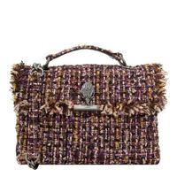 Kensington Tweed Large Shoulder Bag