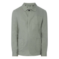 Summer Slim Linen Shirt