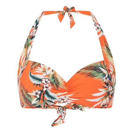 Ocean Alley Halter Bikini Top