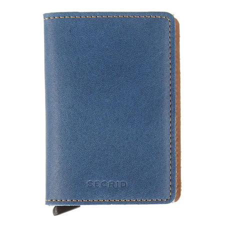 Indigo Slim Wallet