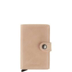 Card Protector Vintage Wallet