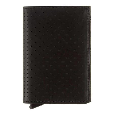 Perforated Slim Wallet