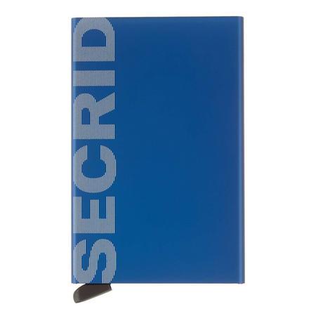 Logo Laser Card Protector