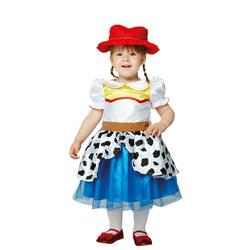 Jessie Cowgirl Baby Costume 0-6 Months