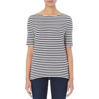 Boat Neck T-Shirt