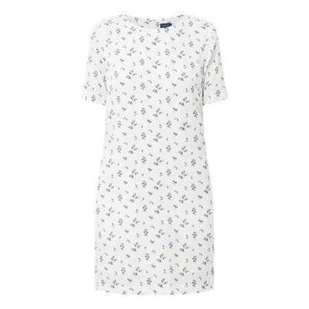 Harvest Print Dress