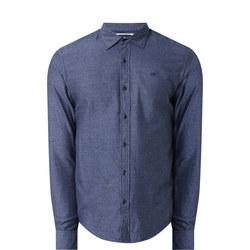 Structured Marl Shirt