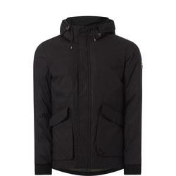 Short Hooded Jacket