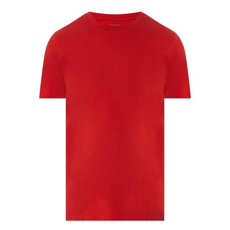 Crew Neck Logo T-Shirt