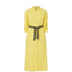 Alicia Graphic Dress