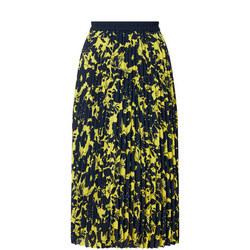 Desiree Floral Midi Skirt