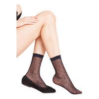 Dot 15 Denier Socks