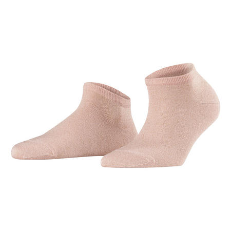 Shiny Sneaker Socks