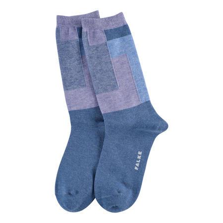 Marble Brick Socks