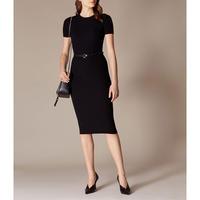 Skinny Rib Knit Dress