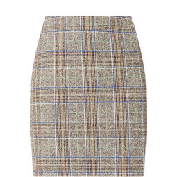 Cory Check Skirt