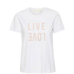 Sera Slogan T-Shirt