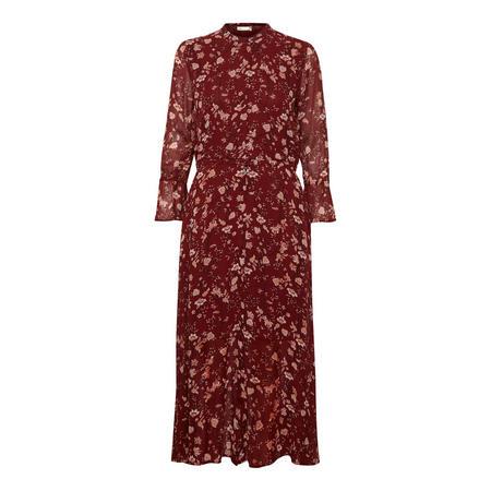 Trilby Floral Midi Dress