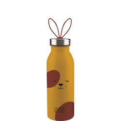 Zoo Vacuum Insulated Water Bottle 0.43L Dog