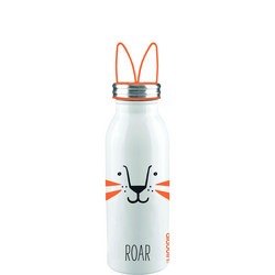 Zoo Vacuum Insulated Water Bottle 0.43L Lion