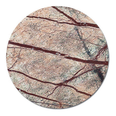 Forest Marble Round Board 30cm