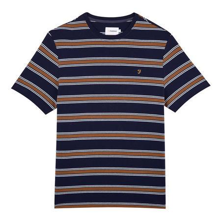Morgan Stripe Crew Neck T-Shirt
