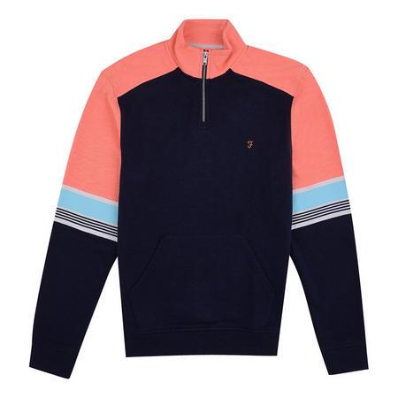 West Quarter Zip Sweatshirt