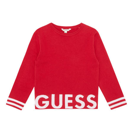 Girls Cut Out Sweater