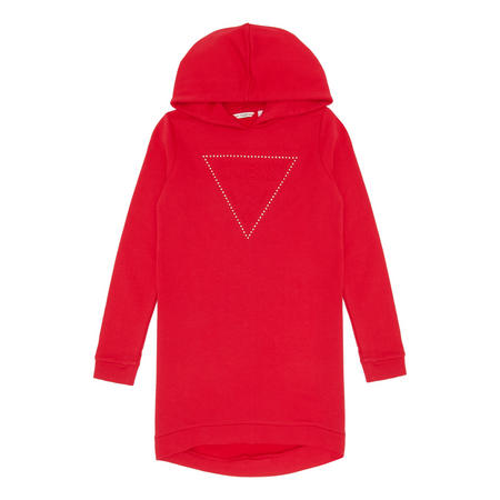 Girls Logo Sweat Top Dress