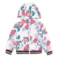Girls Flowers Jacket