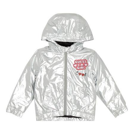 Girls Metal Combo Coat