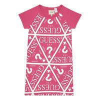 Girls Terry T-Shirt Dress