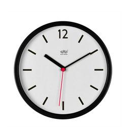 Jet Black Wall Clock