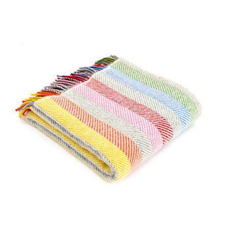 Lifes Rainbow Throw Multi