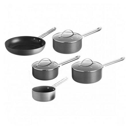 M/O Techtonic Five-Piece Pan Set