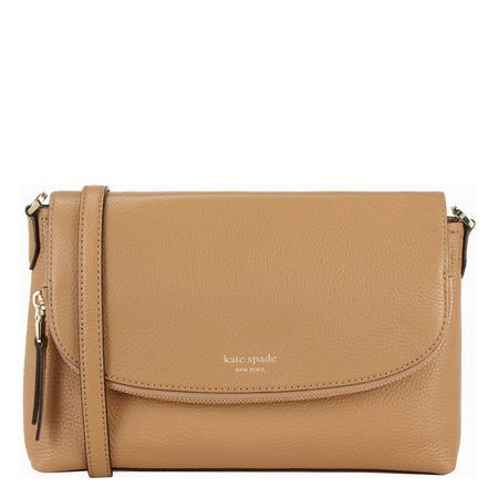 Polly Flap Large Crossbody Bag