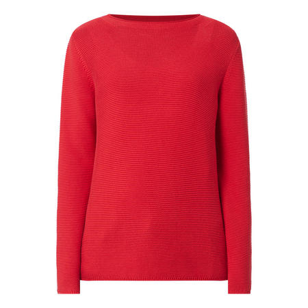 Small Linked Pullover Sweater