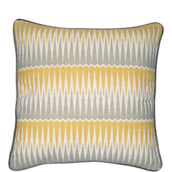 Jagged Edge Cushion 45 x 45cm
