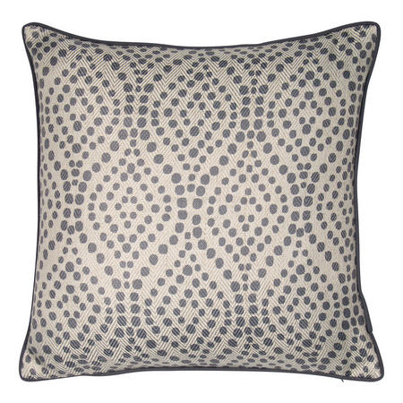 Monochrome Print Cushion Multi 45 x 45cm