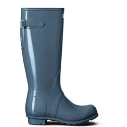Original Adjustable Gloss Wellington Boot