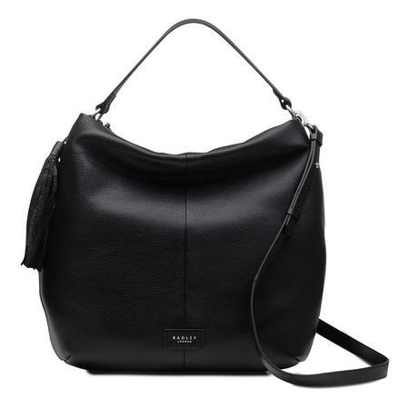 Artisan Road Top Zip Shoulder Bag
