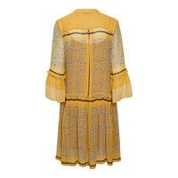 Sophia Printed Dress
