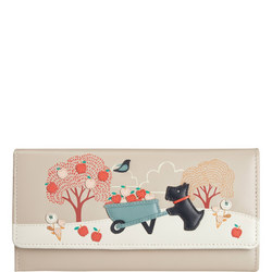London To The Core Large Wallet