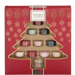 Tealights and Holder Christmas Giftset