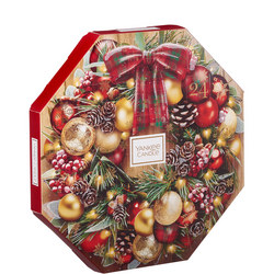 Wreath Advent Calender