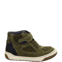 Boys Barney-Tex High Top Shoes