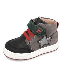 Star High Top Boots