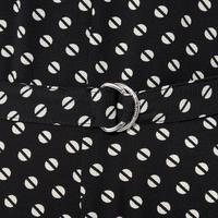 D-Ring Print Jumpsuit