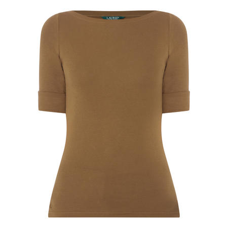 Judy Boat Neck Top